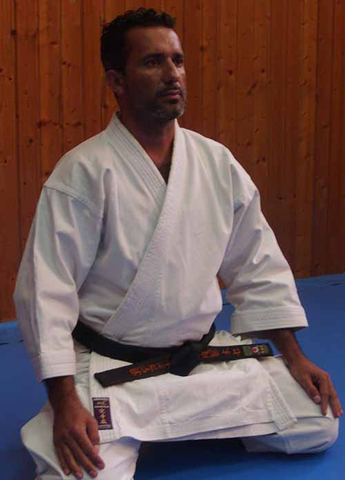 Profesor Karate Jose Manuel Dominguez